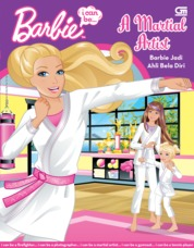 Cover Barbie I Can Be: A Martial Arts - Barbie Jadi Ahli Bela Diri oleh Mattel