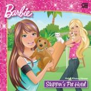 Cover Barbie: Hotel Khusus Hewan oleh Mattel