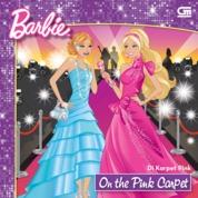 Cover Barbie: Di Karpet Pink oleh Mattel