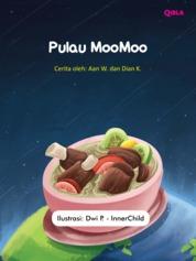 Pulau Moomoo by Aan W. & Dian K. Cover