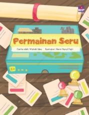 Permainan Seru (Kumpulan Cerita Budi Pekerti 1) by Watiek Ideo Cover