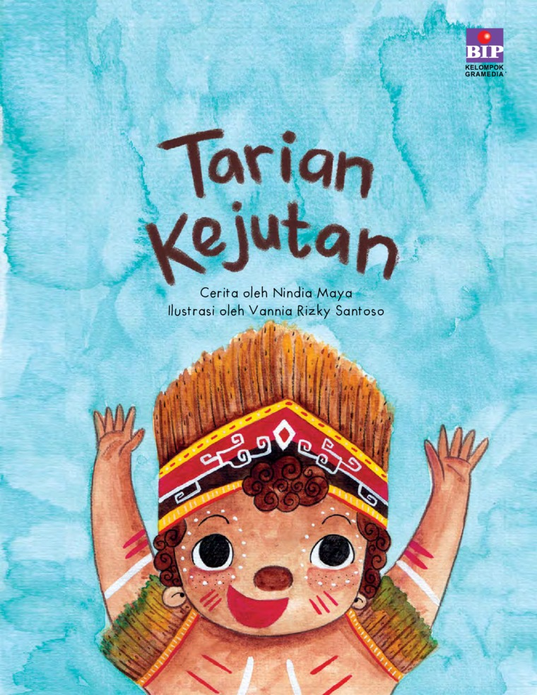 Buku Digital Tarian Kejutan (Kumpulan Cerita Budi Pekerti 2) oleh Nindia Maya