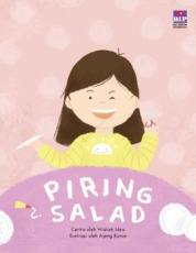 Cover Piring Salad (Kumpulan Cerita Budi Pekerti 2) oleh Watiek Ideo