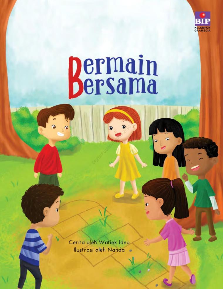 Bermain Bersama (Kumpulan Cerita Budi Pekerti 2) by Watiek Ideo Digital Book