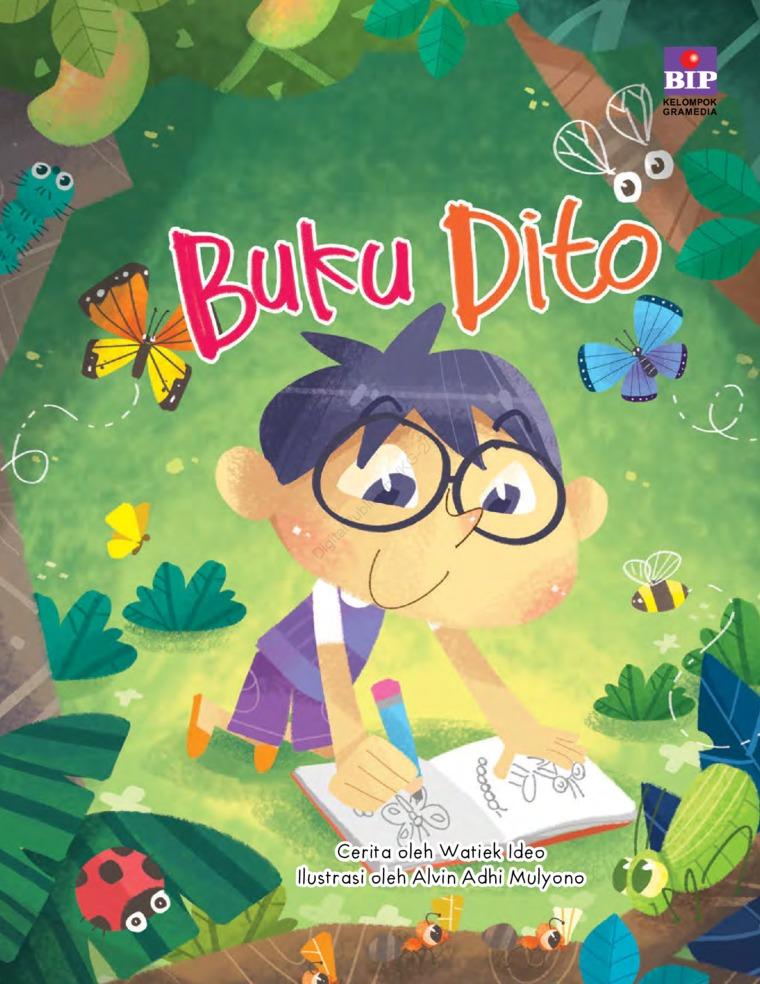 Buku Digital Buku Dito (Kumpulan Cerita Budi Pekerti 2) oleh Watiek Ideo