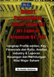 Saham-Saham Mining industry per Laporan Keuangan Q4 2018 by Buddy Setianto Cover