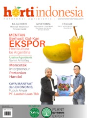 Horti Indonesia Magazine Cover ED 03 June 2019