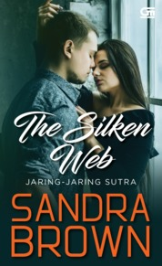 Cover Jaring-Jaring Sutra (The Silken Web) oleh Sandra Brown