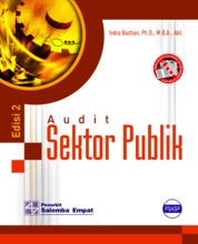 Audit Sektor Publik Edisi ke-2 by Indra Bastian Cover