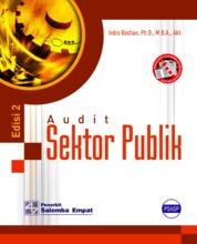 Cover Audit Sektor Publik Edisi ke-2 oleh Indra Bastian