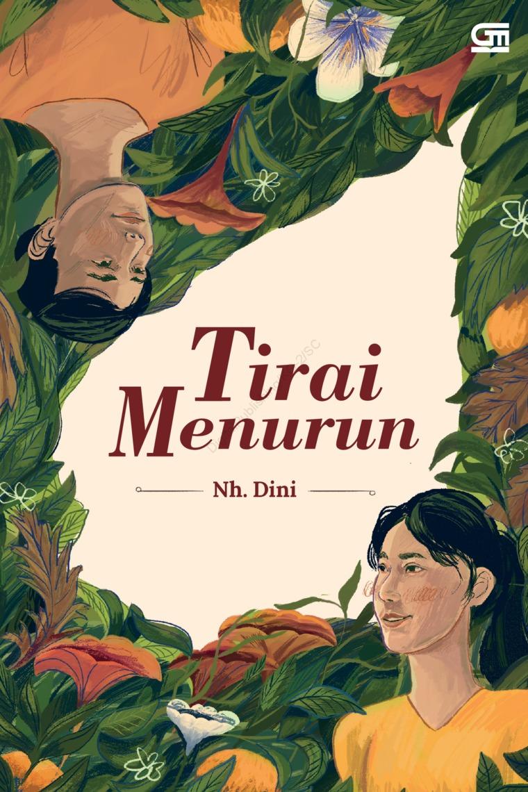Buku Digital TIRAI MENURUN (Cover Baru) oleh Nh Dini