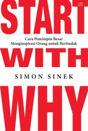 Start With Why by Simon Sinek Cover