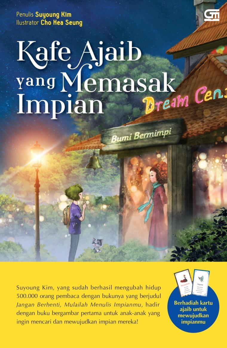 Kafe Ajaib yang Memasak Impian by Suyoung Kim Digital Book