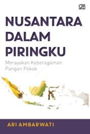 Cover Nusantara dalam Piringku oleh Ari Ambarwati