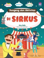 DONGENG DAN AKTIVITAS DI SIRKUS by May Belle Cover
