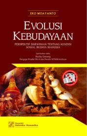 Cover Evolusi Kebudayaan: Perspektif Darwinian tentang Kondisi Sosial Budaya Manusia oleh Eko Wijayanto