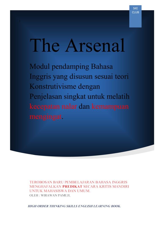 The Arsenal by Wirawan Pamuji Digital Book