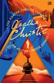 Cover Kumpulan Karya Agatha Christie (The Agatha Christie Express) oleh Agatha Christie