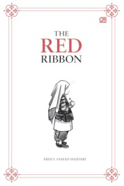The Red Ribbon by Abdul Samad Haidari Cover