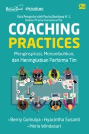 Cover Coaching Practices oleh Berny Gomulya, Hyacintha Susanti, Heria Windasuri