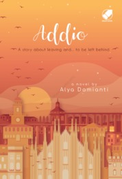 ADDIO by ALYA DAMIANTI Cover