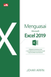 Menguasai Microsoft Office Excel 2019 by Johar Arifin Cover