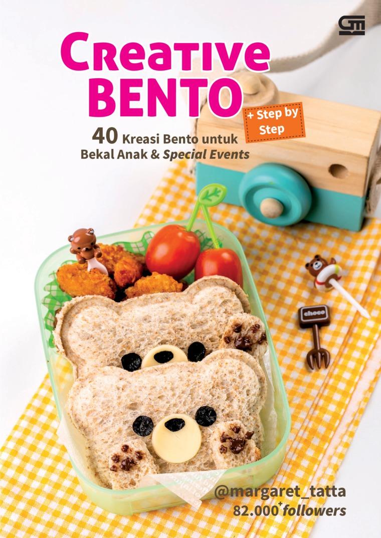 Creative Bento Hits di Instagram: 40 Kreasi Bento untuk Bekal Anak by Margaret Tatta Digital Book