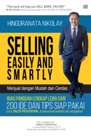 Cover Selling Easily and Smartly (Cover Baru) oleh Hingdranata Nikolay