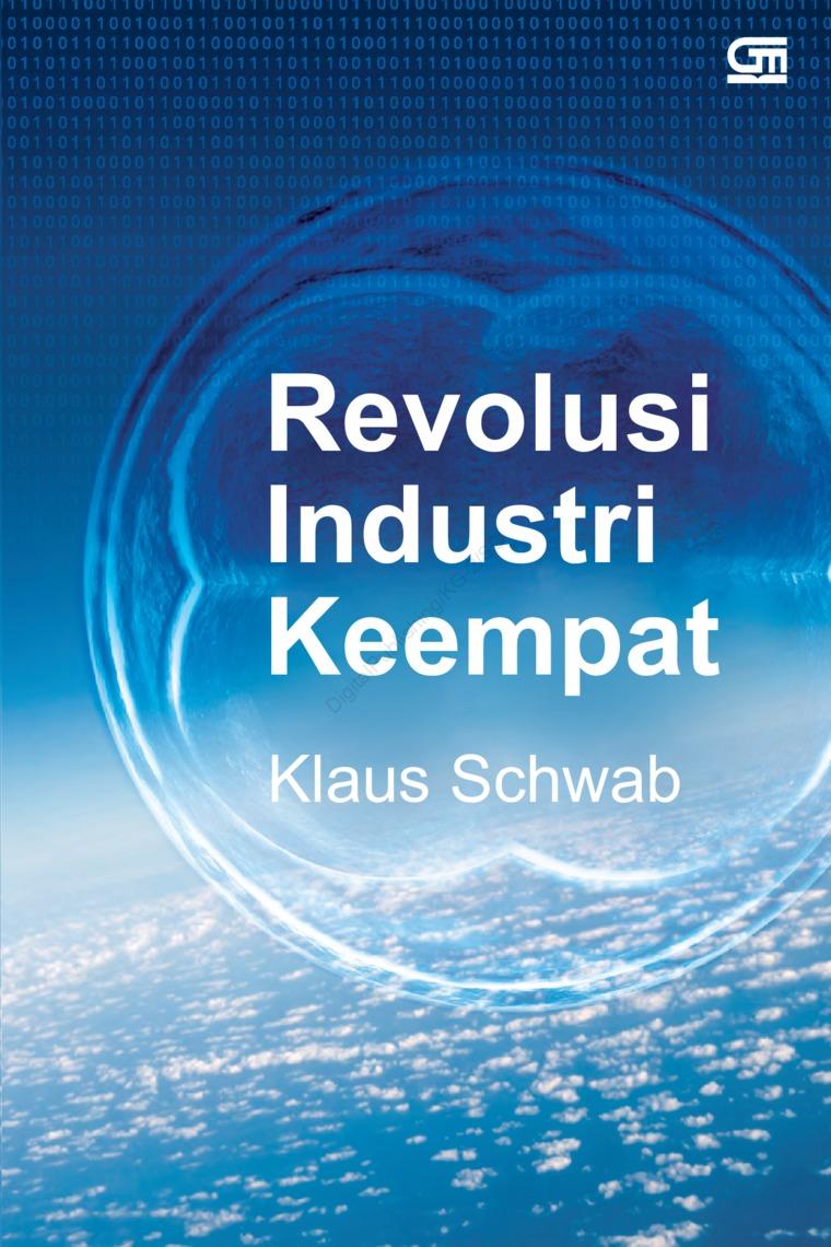 Buku Digital Revolusi Industri Keempat oleh Klaus Schwab