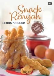Snack Renyah Serba Kriuk by Sufi S.Yahyono Cover