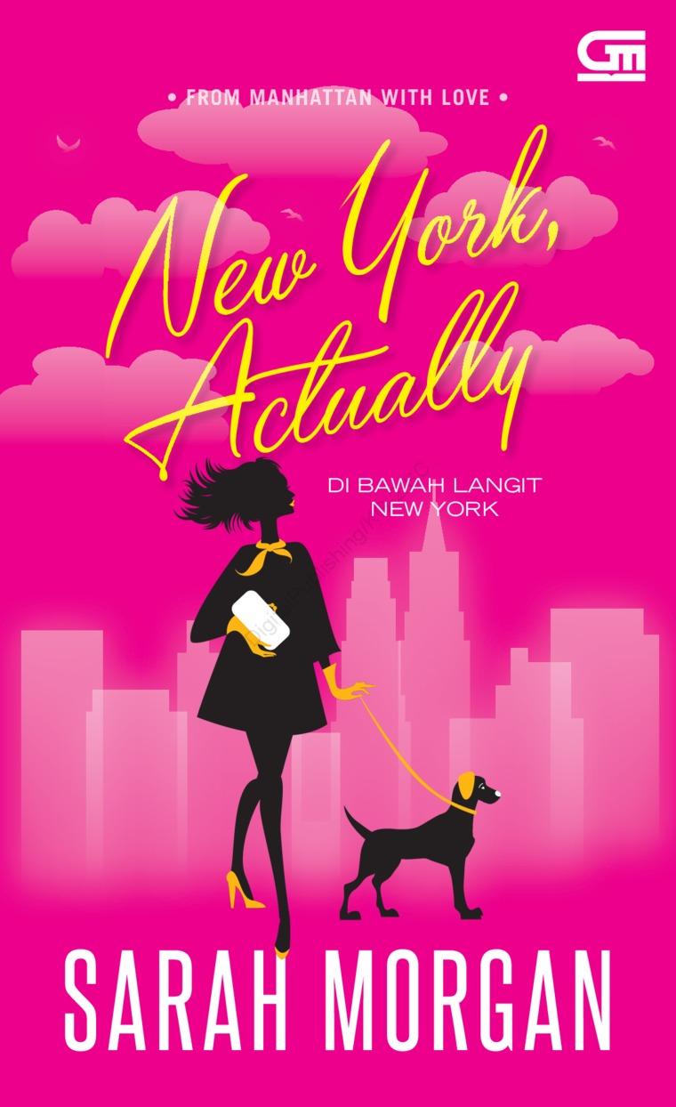 Buku Digital Harlequin: Di Bawah Langit New York (From Manhattan with Love#4: New York, Actually) oleh Sarah Morgan