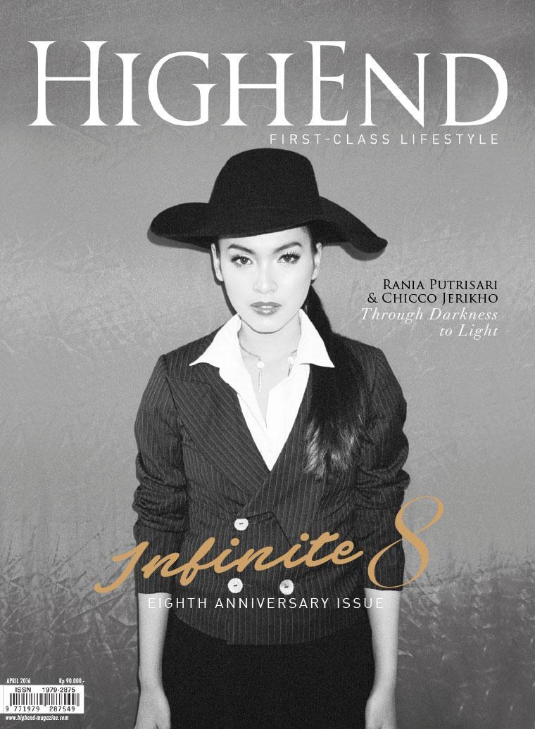 HIGHEND Digital Magazine April 2016