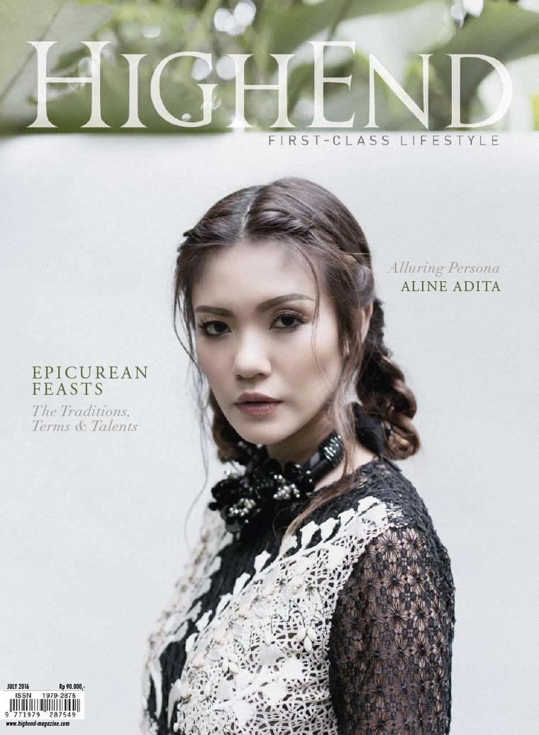 HIGHEND Digital Magazine July 2016