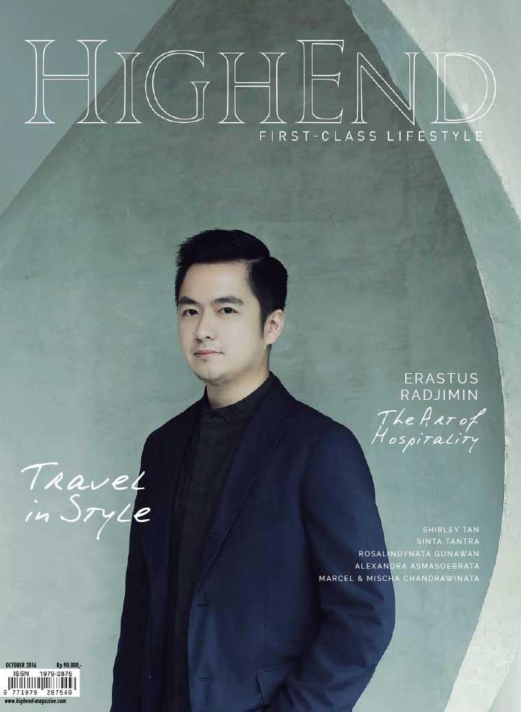 HIGHEND Digital Magazine October 2016