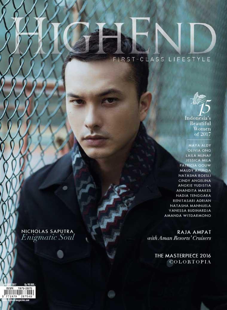 HIGHEND Digital Magazine January 2017