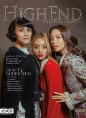 HIGHEND Magazine Cover August 2017