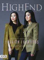 HIGHEND Magazine Cover September 2017