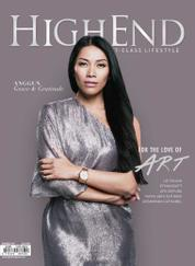 HIGHEND Magazine Cover November 2017
