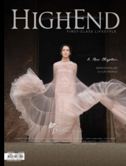 HIGHEND Magazine Cover January 2018