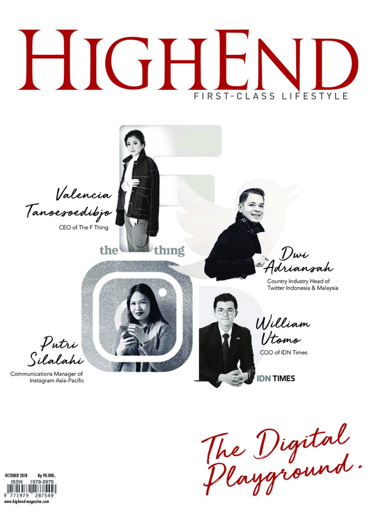 HIGHEND Digital Magazine October 2018