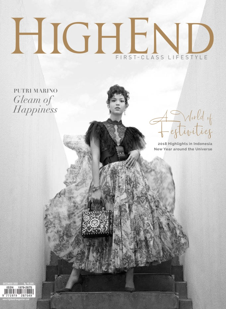 HIGHEND Digital Magazine December 2018