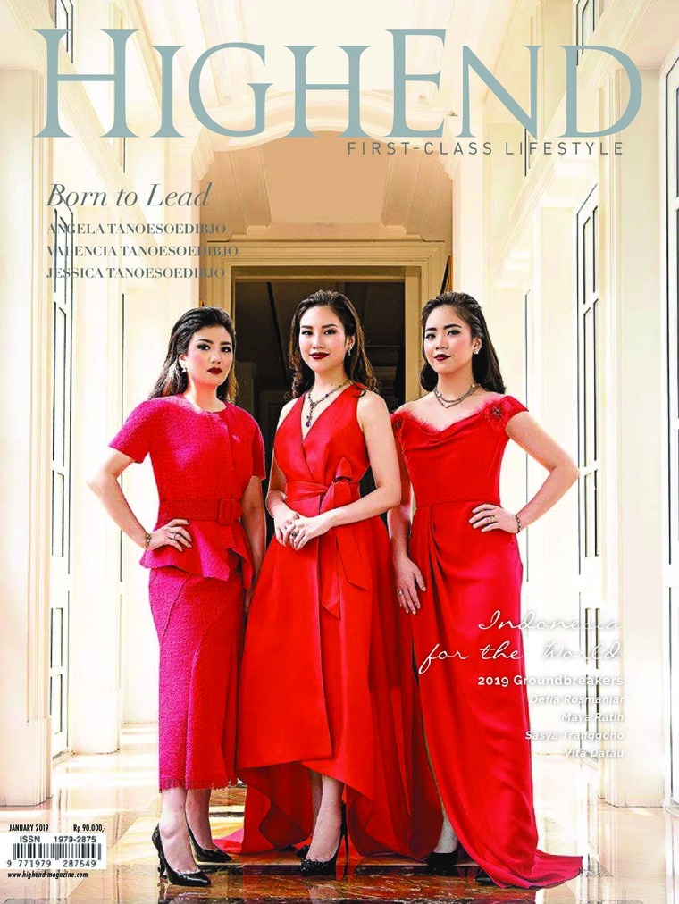 HIGHEND Digital Magazine January 2019