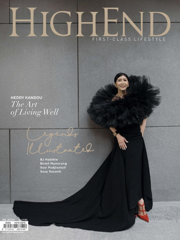 Majalah Digital HIGHEND Juni-Juli 2019