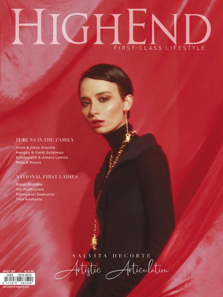 Majalah Digital HIGHEND Agustus 2019