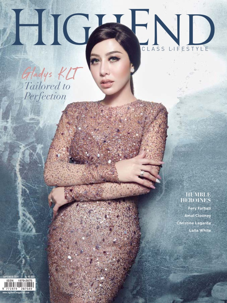 HIGHEND Digital Magazine September 2019
