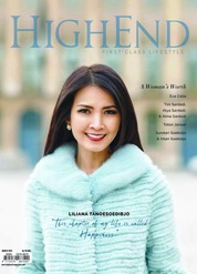 HIGHEND Magazine Cover March 2018