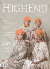 Cover Majalah HIGHEND September 2018
