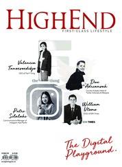 Cover Majalah HIGHEND Oktober 2018