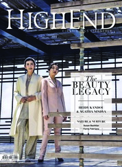 Cover Majalah HIGHEND November 2018