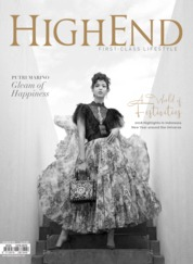 HIGHEND Magazine Cover December 2018
